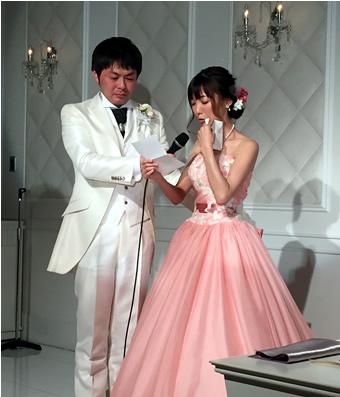 4658951671262 新郎・新婦の誠実な人柄が出た素敵な結婚式でした